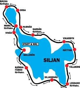siljan runt karta Tomas Klassiker: Anmäld till Siljan Runt 2014 siljan runt karta